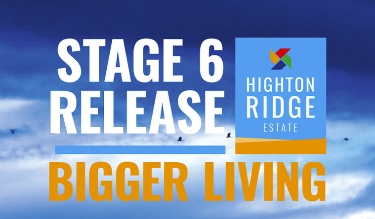 Highton Ridge Stage 6A