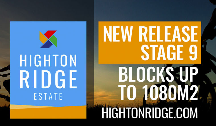 Highton Ridge Stage 9A