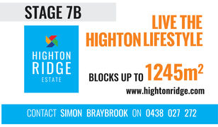 Highton Ridge Estate Stage 7B